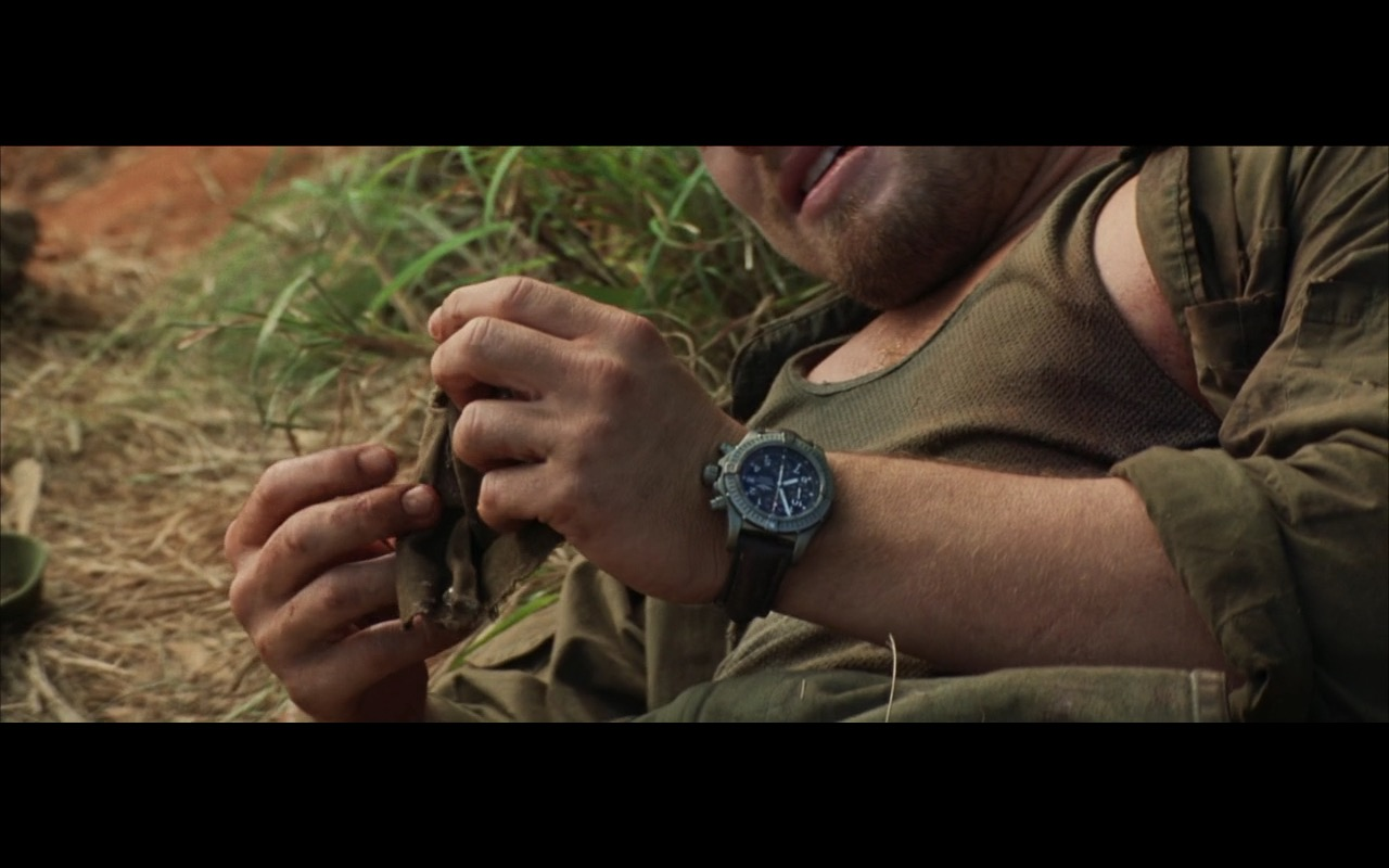 Breitling Chrono Avenger Watch Blood Diamond 2006 Movie