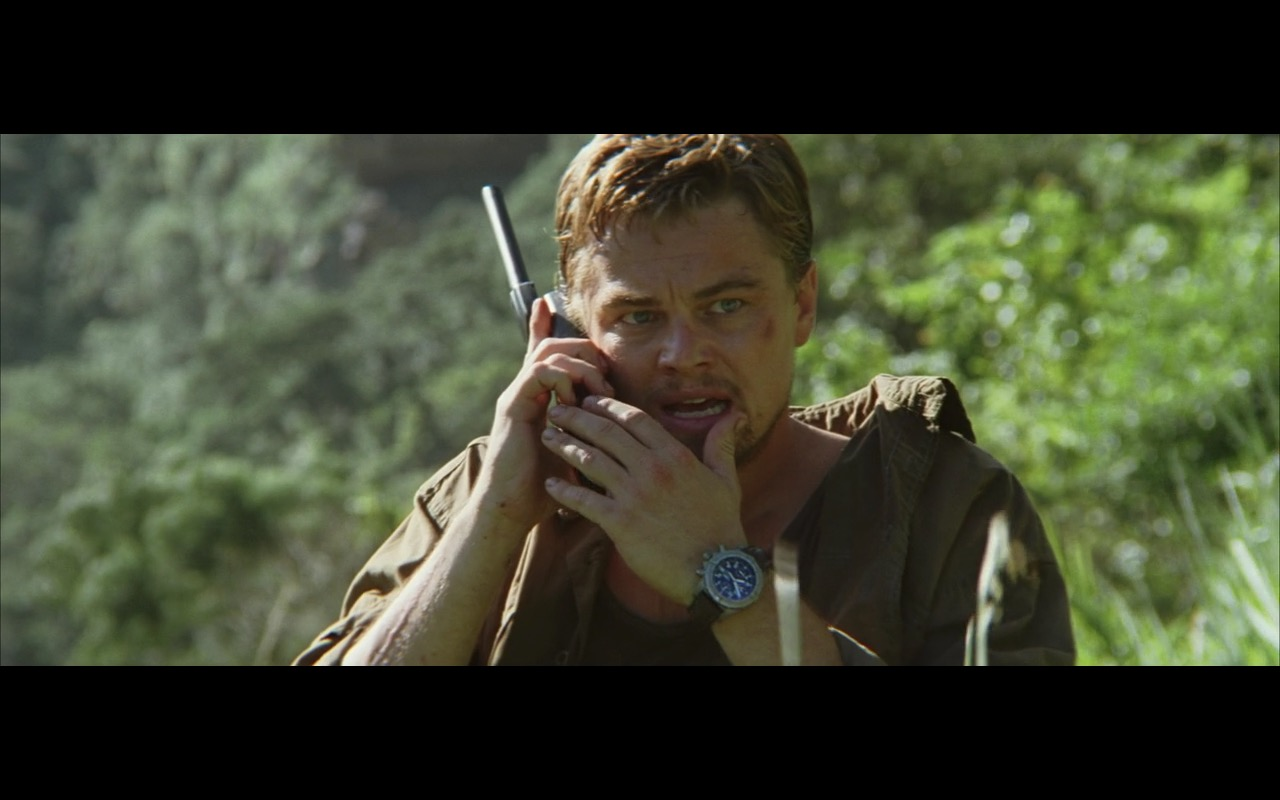 Breitling Chrono Avenger Watch – Blood Diamond (2006) Movie Product Placement