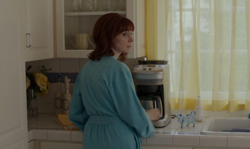 Breville Coffee Maker – To The Bone (2017) Movie Product Placement