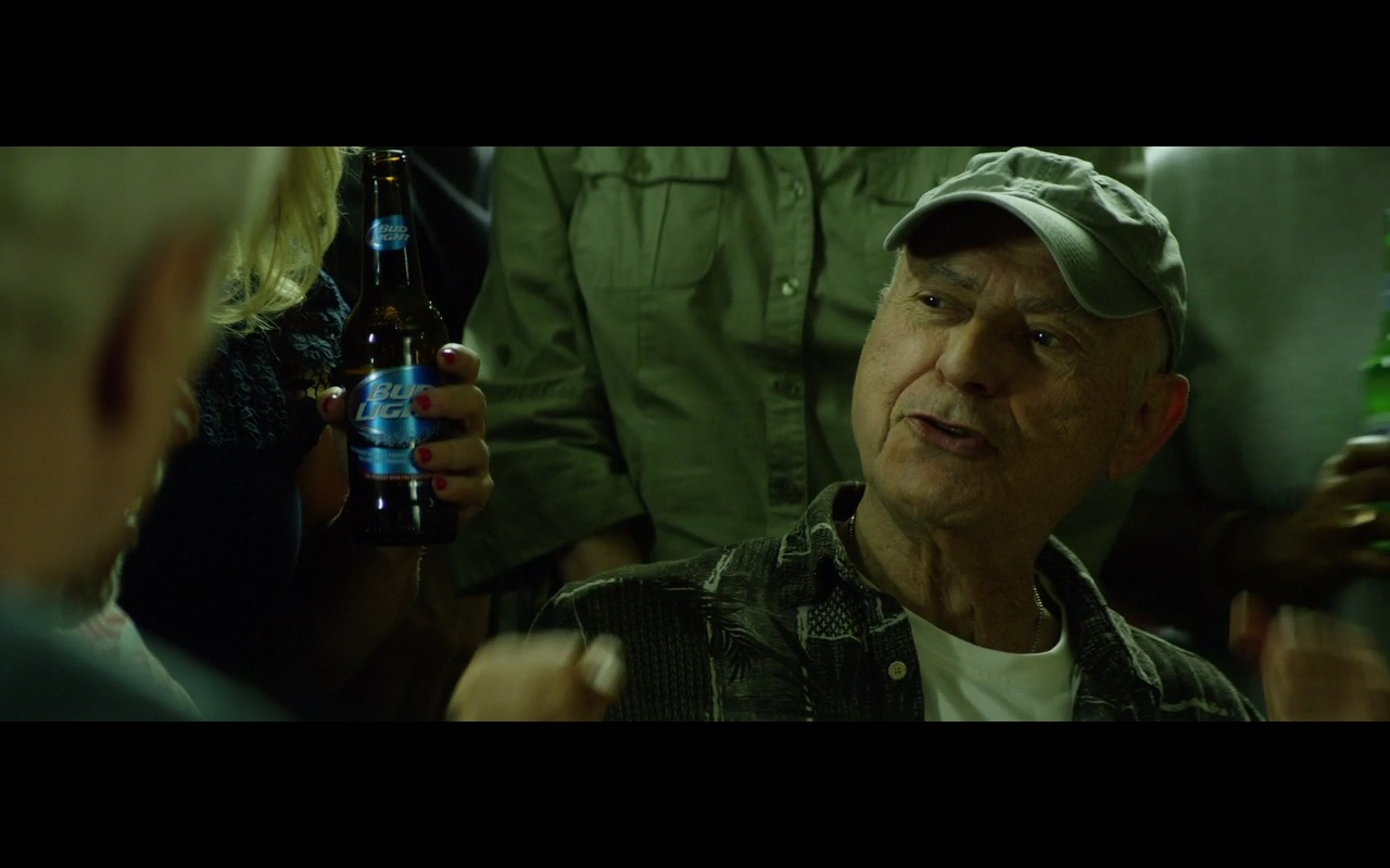 Bud Light Beer - Going in Style (2017) Movie Product Placement