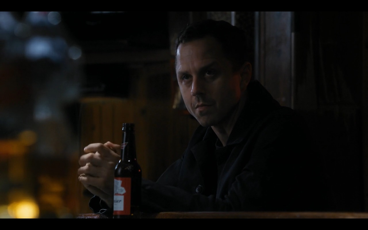 Budweiser Beer - Sneaky Pete TV Show Product Placement