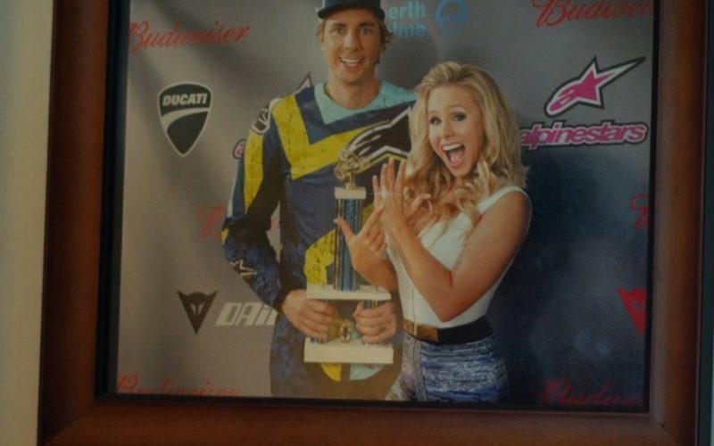 Budweiser, Ducati, Alpinestars, Dainese – CHIPS (2017)
