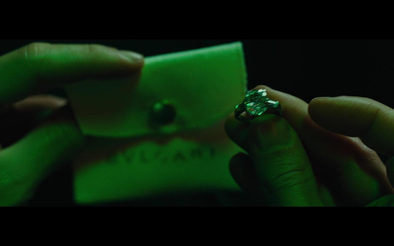 Bulgari Engagement Diamond Ring - Wall Street: Money Never Sleeps (2010) Movie Product Placement