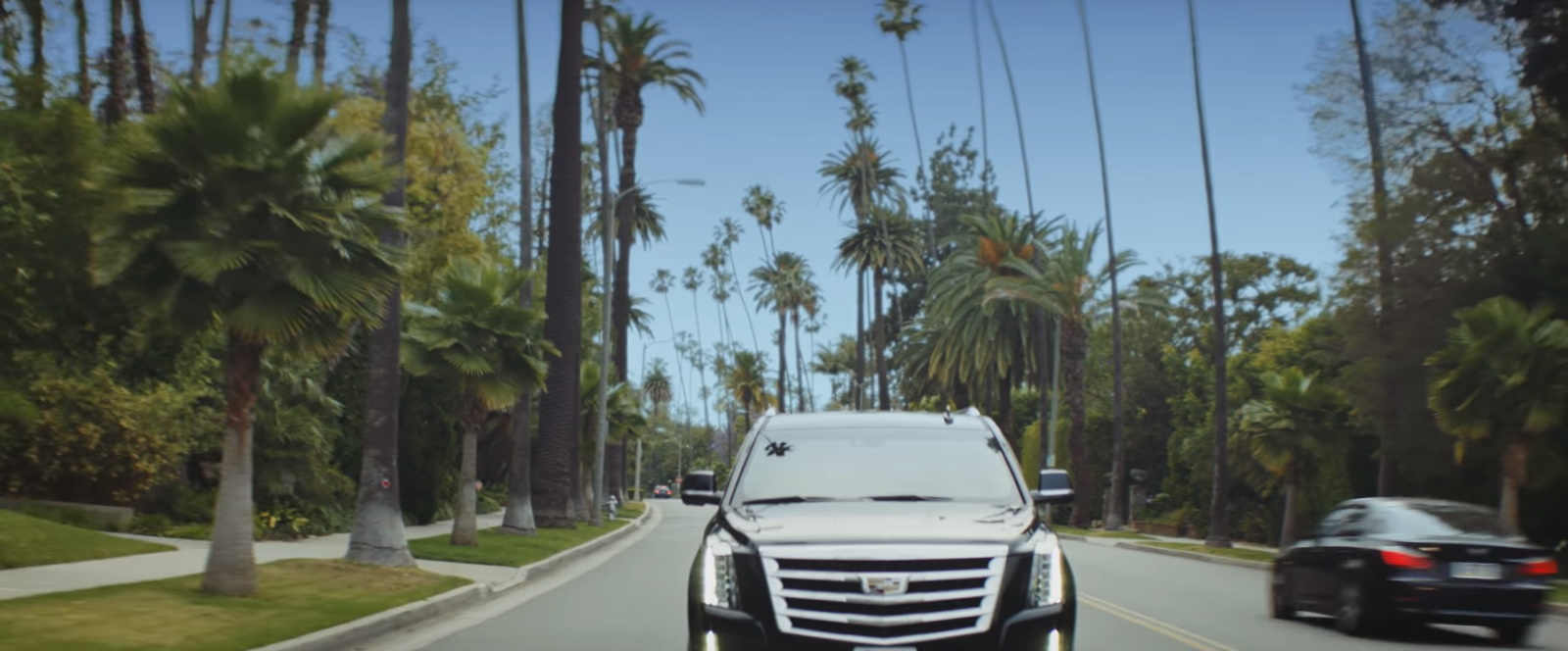 Cadillac Escalade - Major Lazer - Know No Better Official Music Video Product Placement