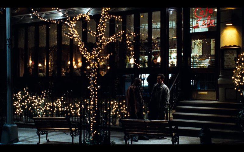 Cafe Lalo – You've Got Mail (1998)