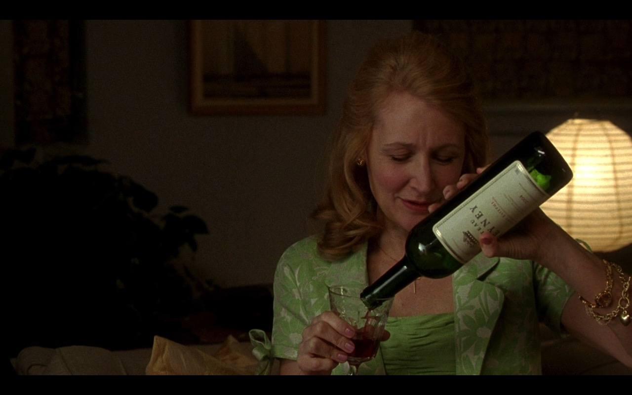 Château Meyney Wine - Whatever Works (2009) Movie Product Placement