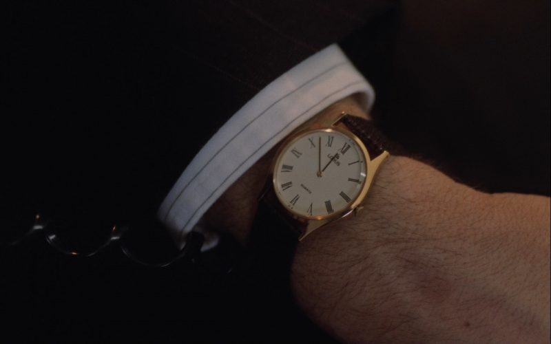 Charlie Sheen's Lorus Watches – Wall Street (1987) Movie Product Placement