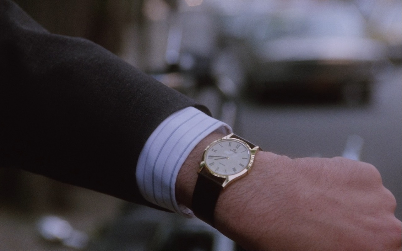 Lorus Watches Worn by Charlie Sheen in Wall Street (1987) Movie Product Placement