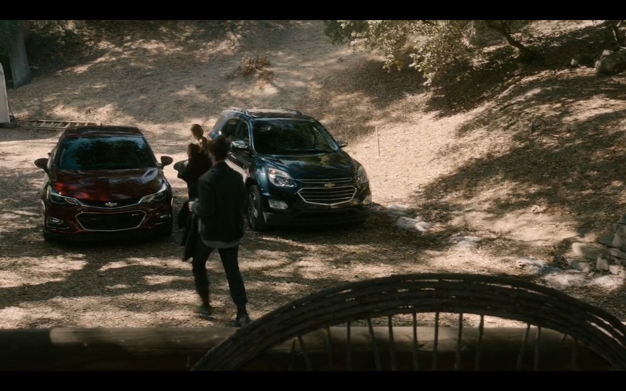 Chevrolet Equinox And Chevrolet Cruze - This Is Us - TV Show Product Placement