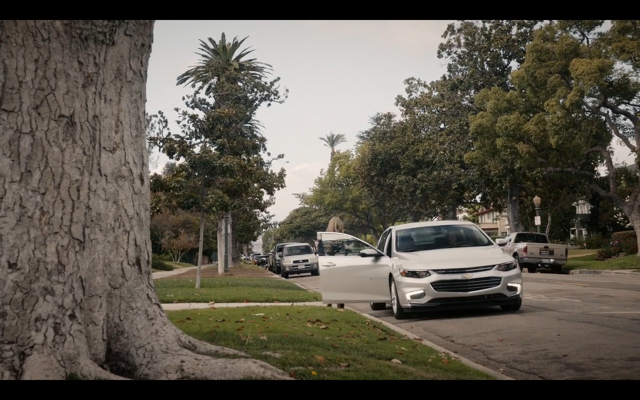 Chevrolet Malibu Car - This Is Us TV Show Product Placement
