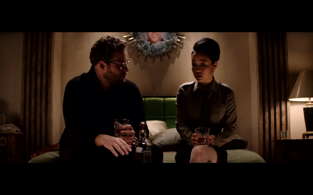 Chivas Regal Whisky - The Interview (2014) Movie Product Placement