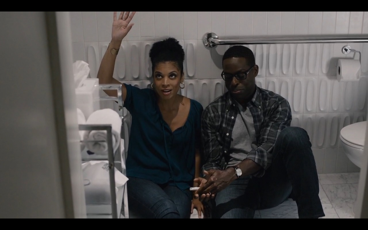 Clearblue Pregnancy Test - This Is Us TV Show Product Placement