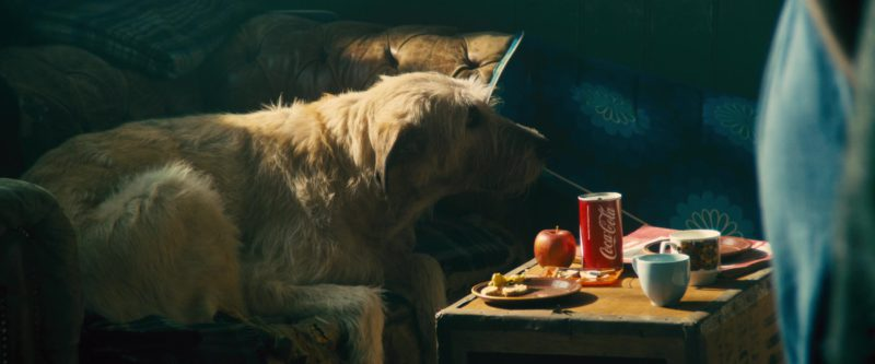 Coca-Cola Can in Rush (2013) - Movie Product Placement