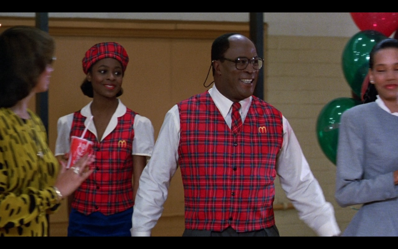 Coca-Cola - Coming to America (1988) Movie Product Placement