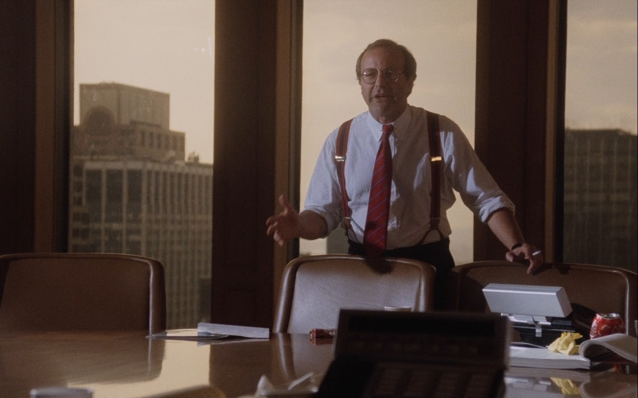 Coca-Cola - Wall Street (1987) - Movie Product Placement