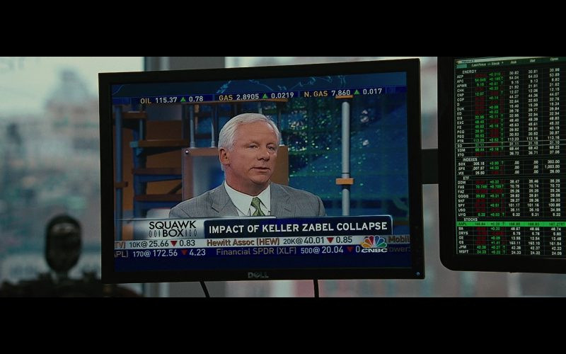 DELL TV, CNBC And Squawk Box – Wall Street Money Never Sleeps (2010)