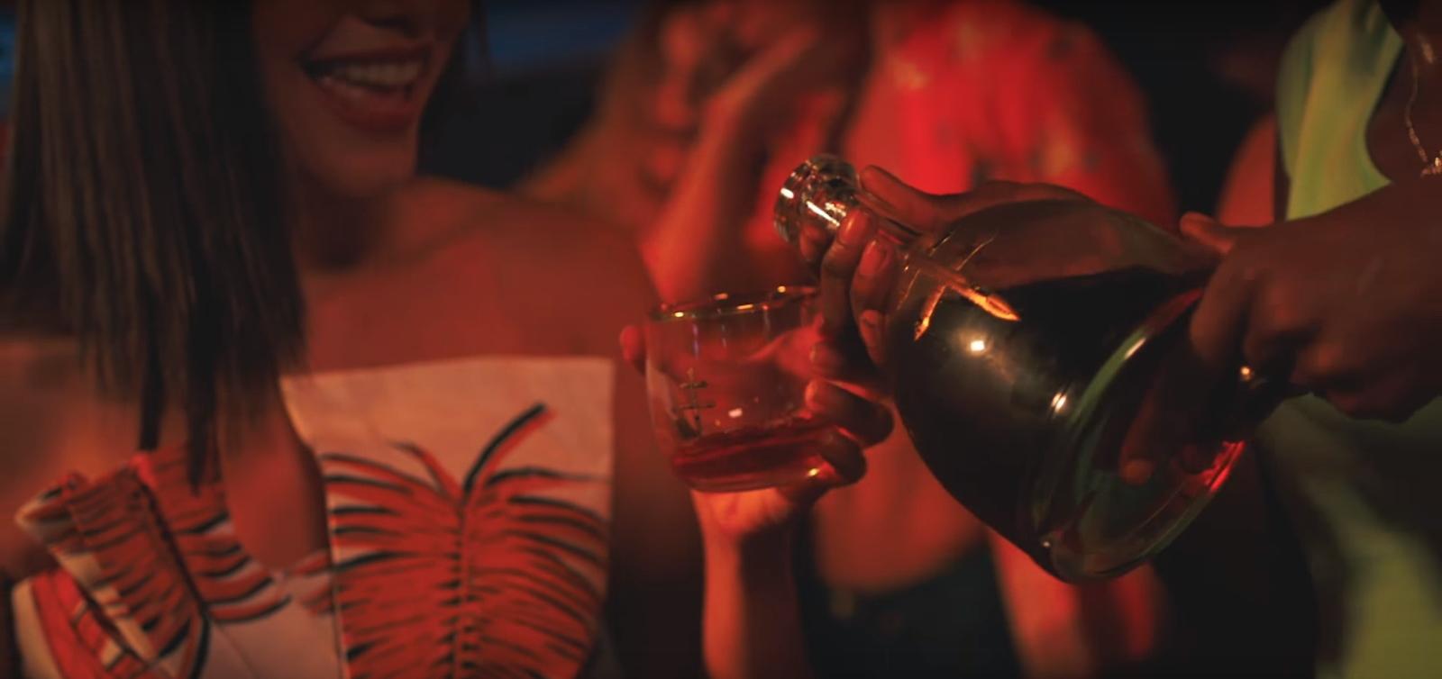 D'USSÉ Cognac - DJ Khaled - Wild Thoughts Official Music Video Product Placement