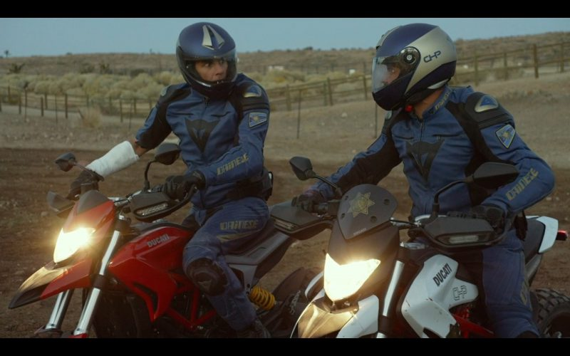 Dainese And Ducati – CHIPS (2017)