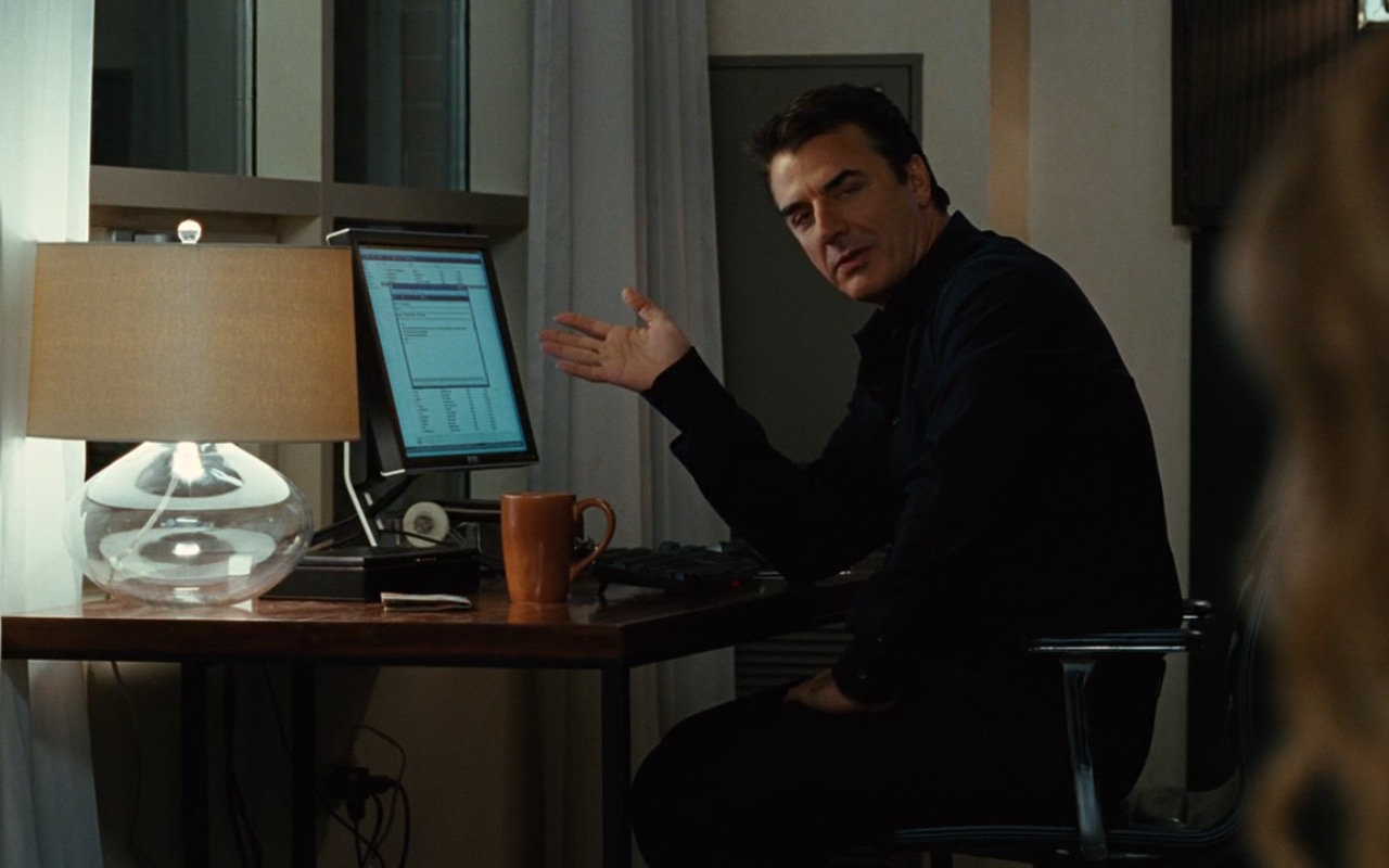 Dell Monitors - Sex and the City (2008) Movie Product Placement