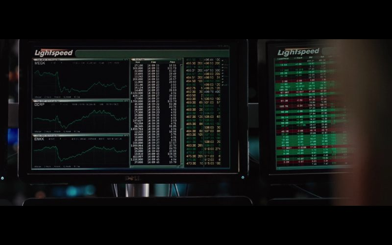 Dell Monitors and Lightspeed Trading – Wall Street Money Never Sleeps (1)