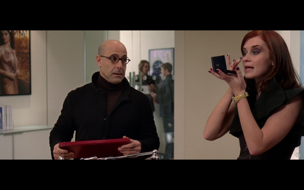 Dior Face Powder – The Devil Wears Prada (2006) Movie Product Placement