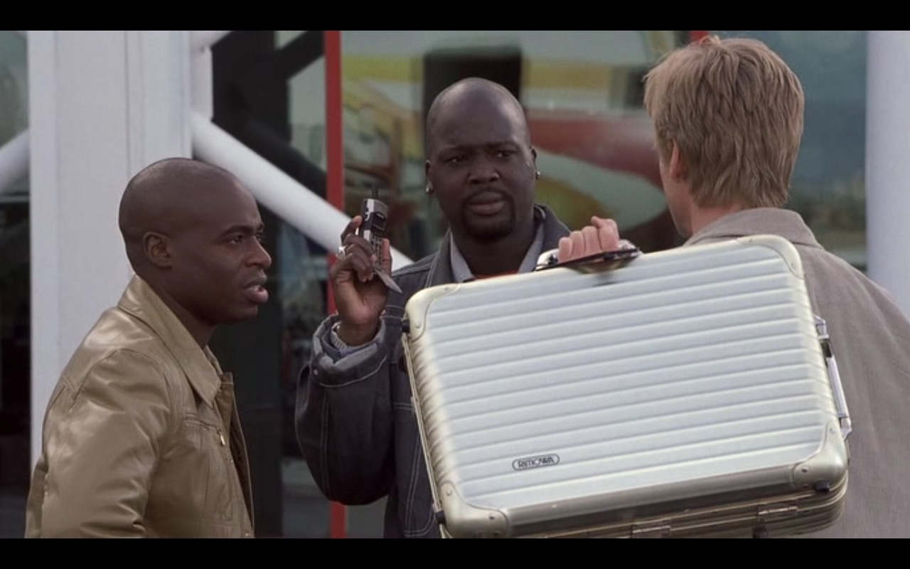 Ericsson Mobile Phone - I Spy (2002) Movie Product Placement