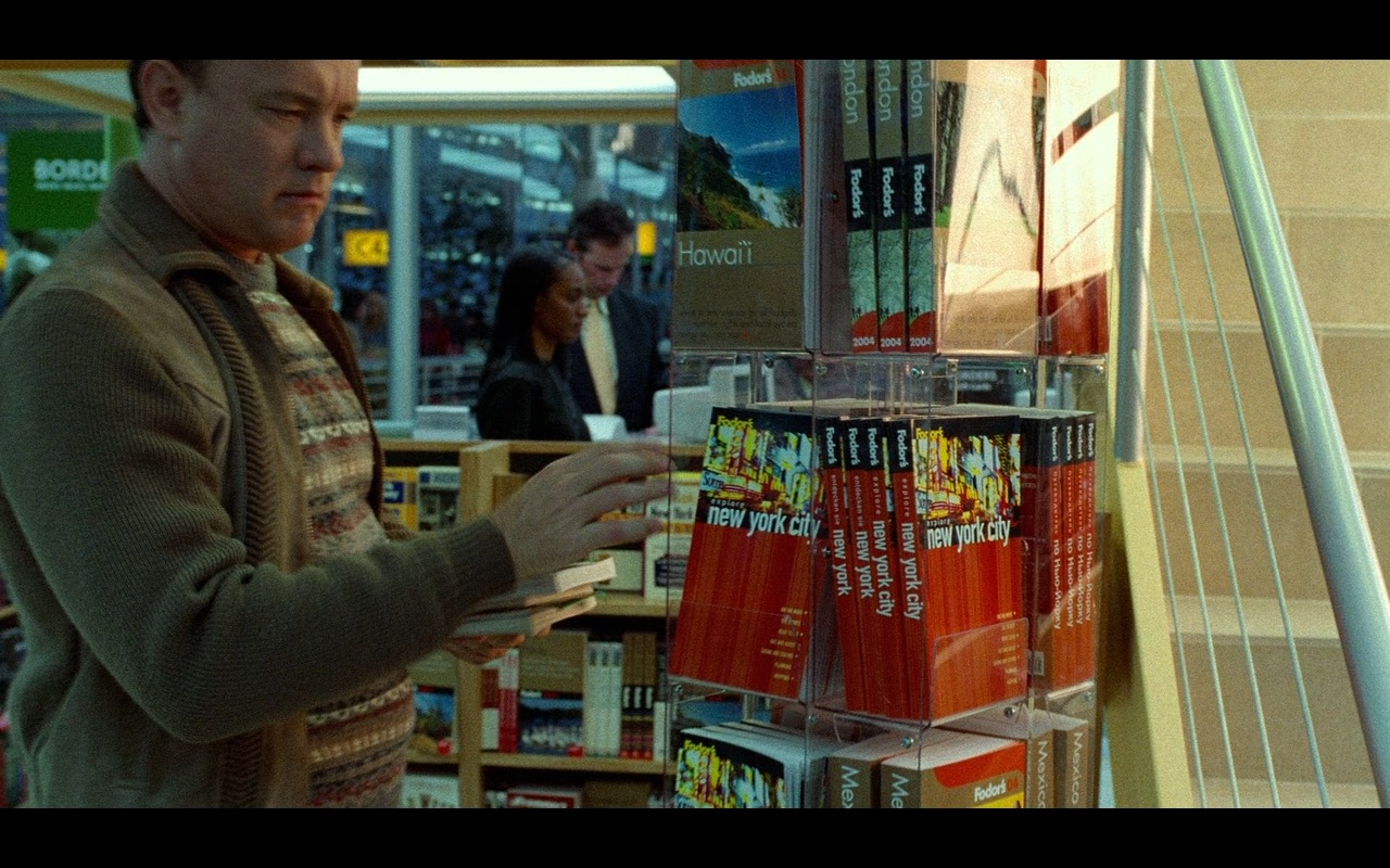 Fodor's Travel Guides – The Terminal (2004) Movie Product Placement