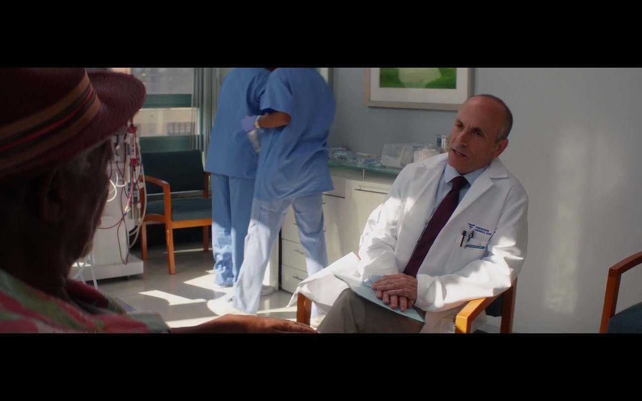 Fresenius Medical Care – Going in Style (2017) Movie Product Placement