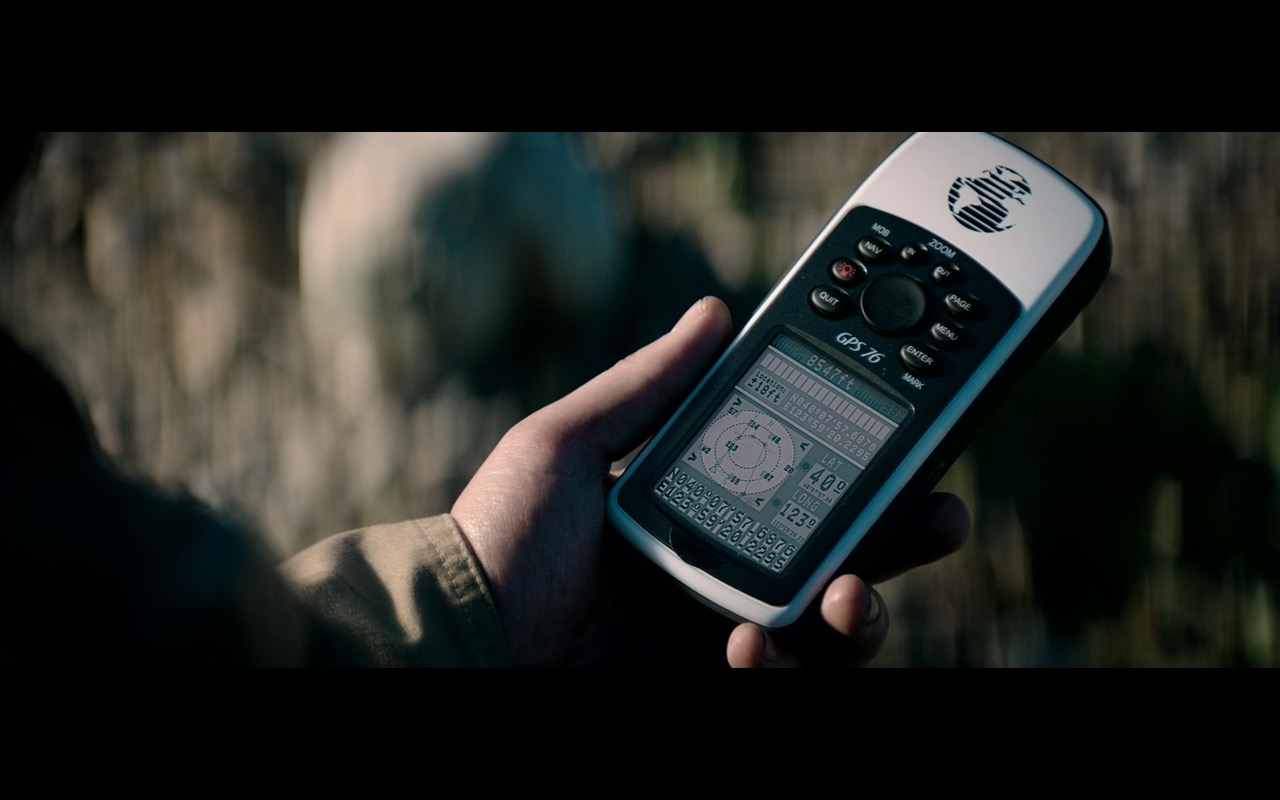 Garmin GPS 76™ - The Interview (2014) Movie Product Placement