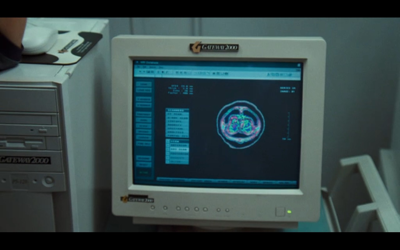 Gateway 2000 Computers And Monitors – Doctor Dolittle (1998) Movie Product Placement