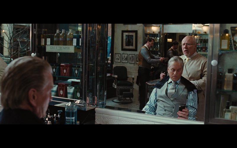 Geo. F. Trumper gentleman's barbers and perfumers – Wall Street Money Never Sleeps (2010)