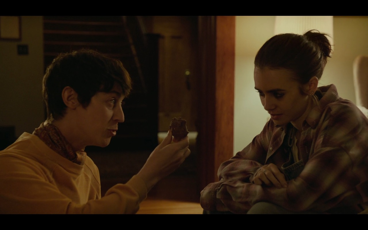 Goo Goo Cluster Candy Bar – To The Bone (2017) Movie Product Placement