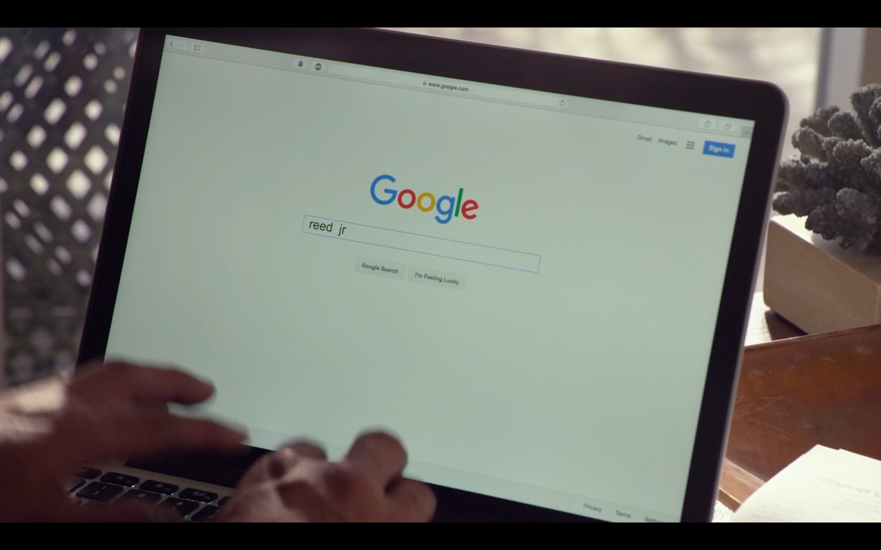 Google – CHIPS (2017) Movie Product Placement