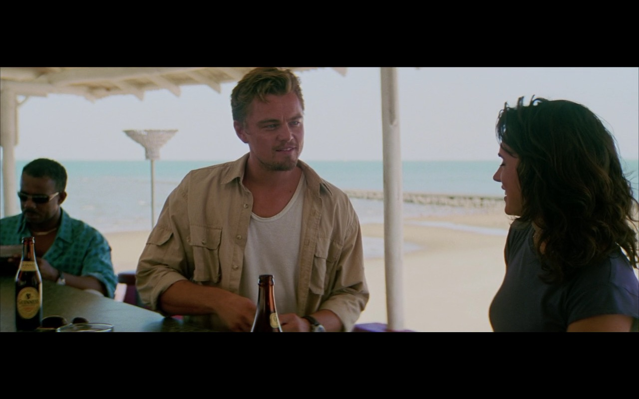 Guinness Beer – Blood Diamond (2006) Movie Product Placement
