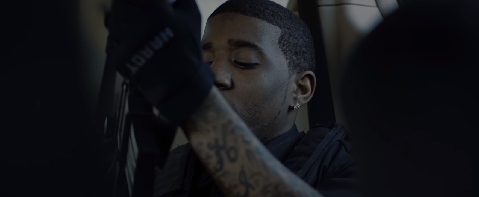 """Hardy Work Gloves - YFN Lucci - """"Heartless"""" ft. Rick Ross (2017) Official Music Video Product Placement"""