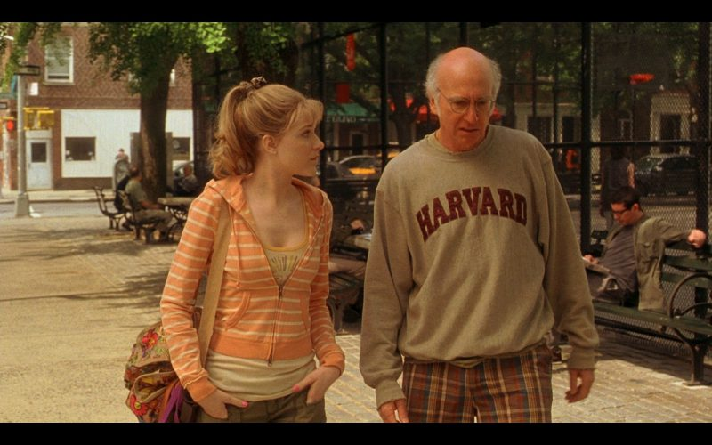Harvard University Sweatshirt (1)