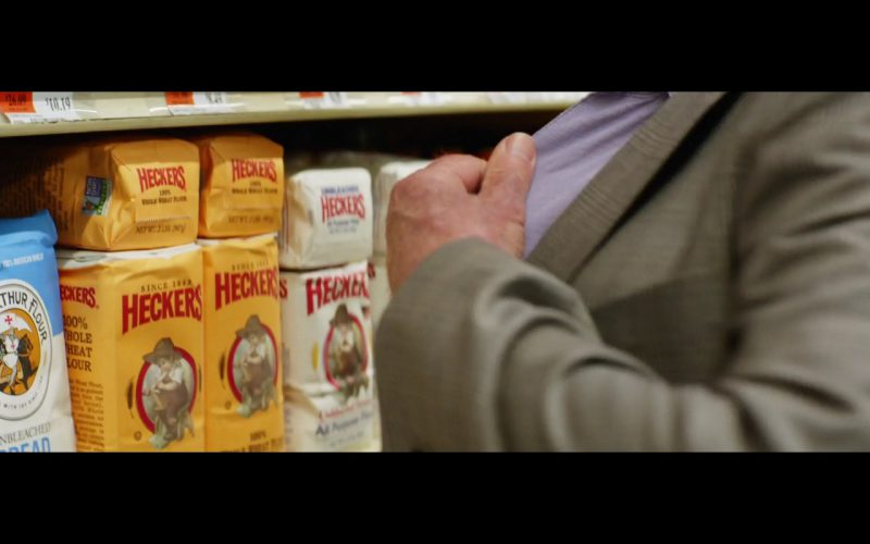 Heckers Flour – Going in Style (2017) Movie Product Placement