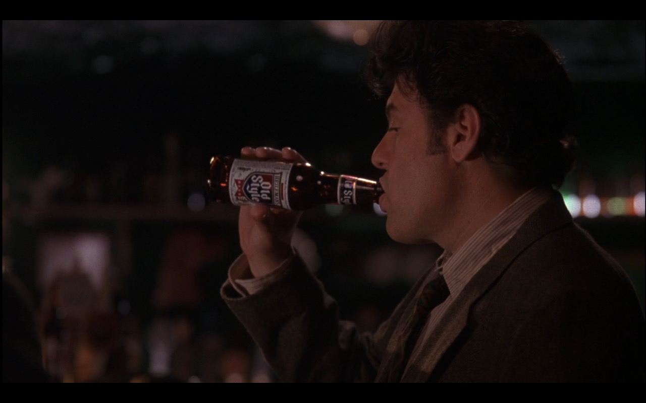 Heileman's Old Style Beer - Michael (1996) - Movie Product Placement