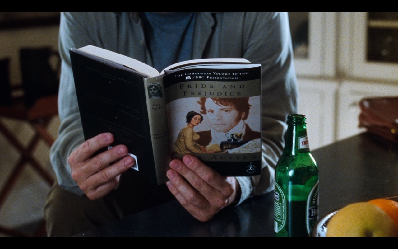 Heineken Beer – You've Got Mail (1998) Movie Product Placement