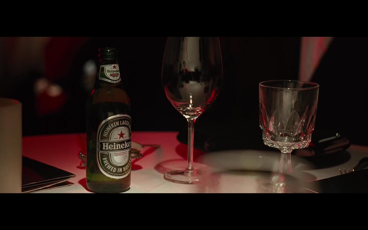 Heineken Beer - Wall Street: Money Never Sleeps (2010) Movie Product Placement