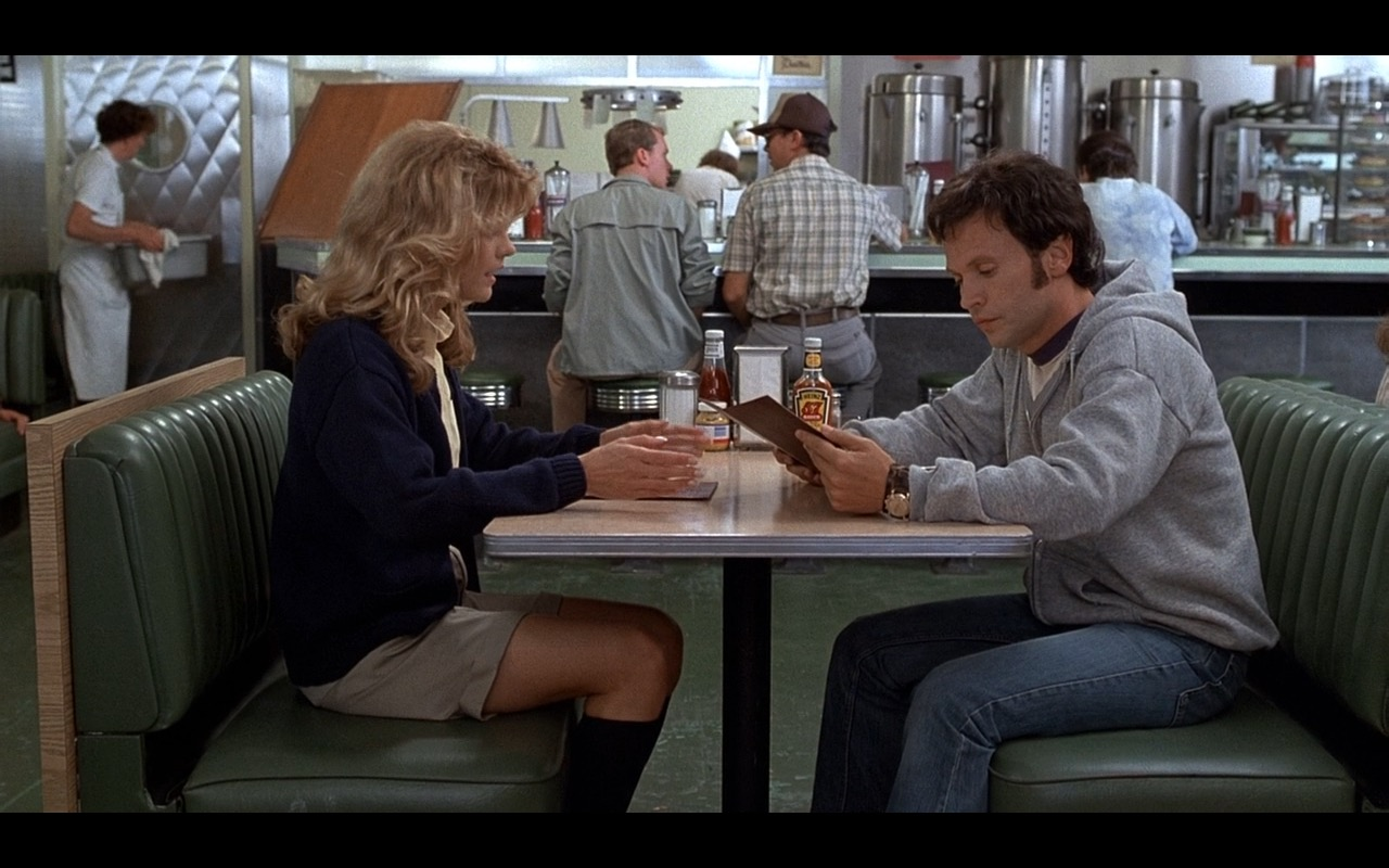Heinz 57 Sauce – When Harry Met Sally… (1989) Movie Product Placement