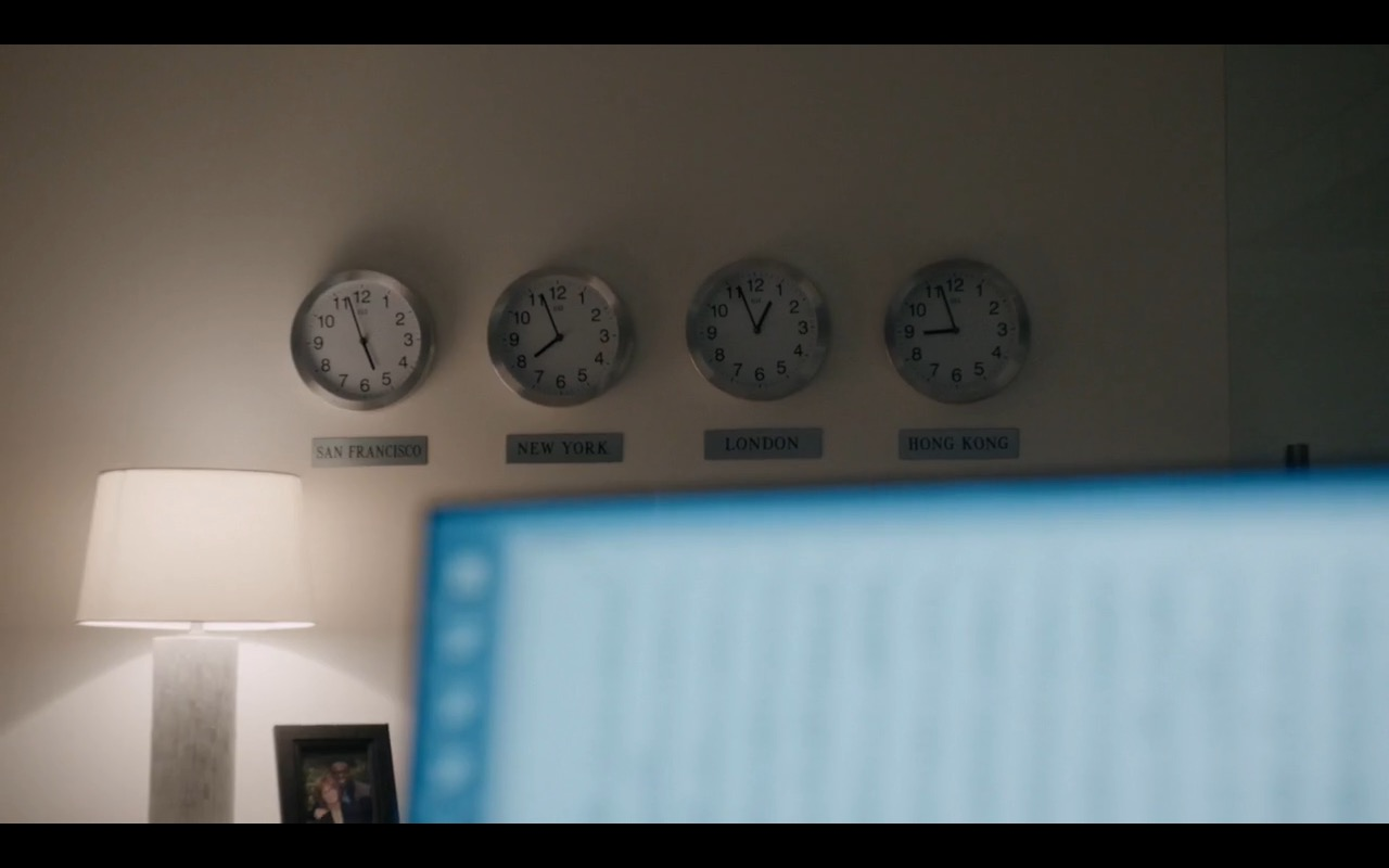 Hito Clocks - This Is Us TV Show Product Placement