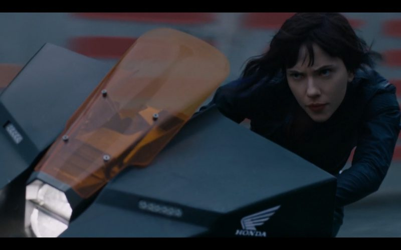 Honda Motorcycle – Ghost in the Shell 2017 (1)