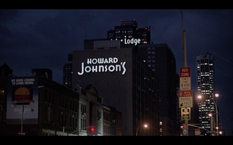 Howard Johnson's And MSG Network – Moscow on the Hudson (1984)