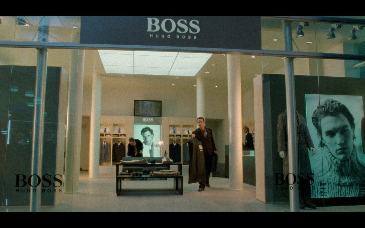 Hugo Boss – The Terminal (2004) - Movie Product Placement