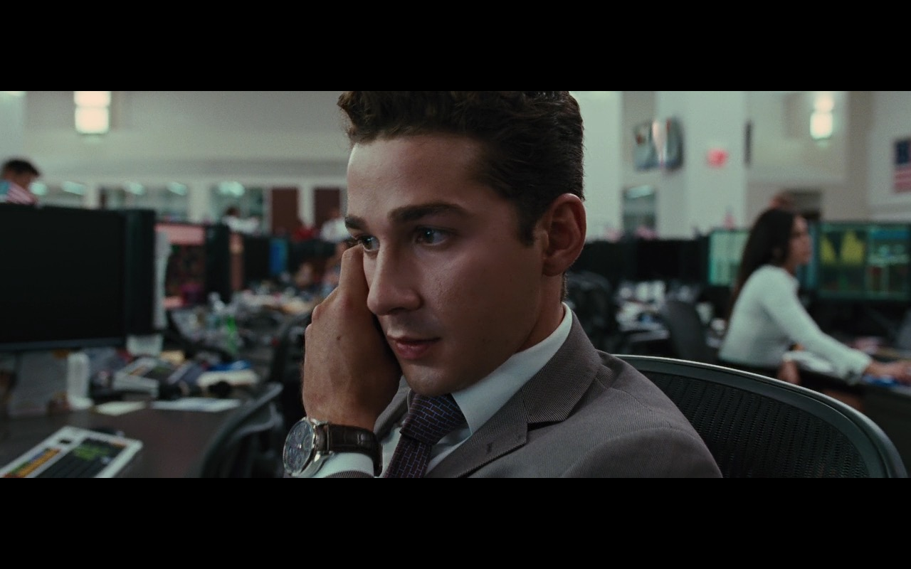 IWC Watches - Wall Street: Money Never Sleeps (2010) TV Show Product Placement