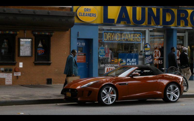 Jaguar F-Type Car – Sneaky Pete (1)
