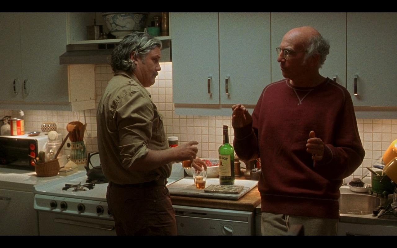 Jameson Irish Whiskey – Whatever Works (2009) Movie Product Placement