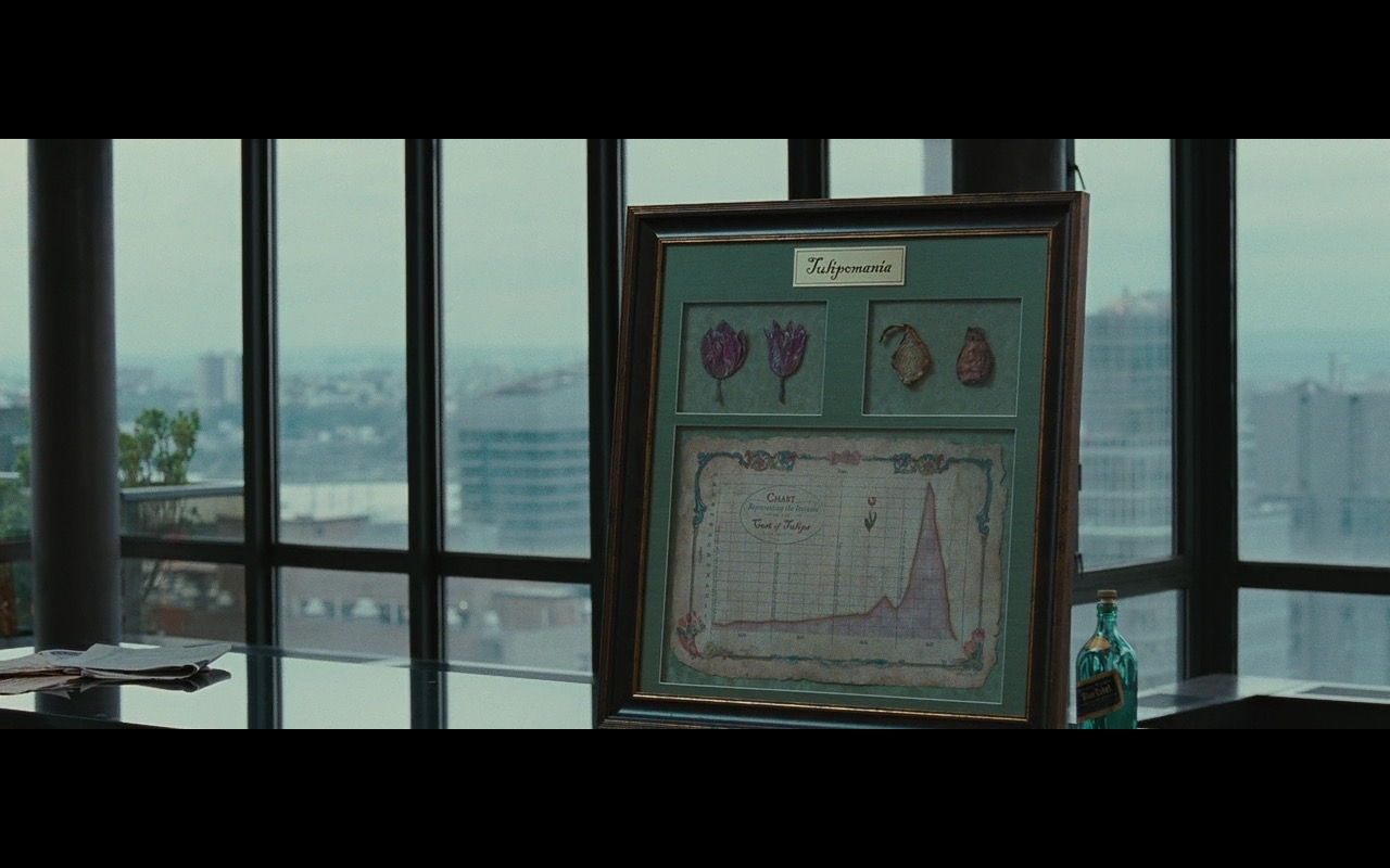 Johnnie Walker Blue Label – Wall Street: Money Never Sleeps (2010) - Movie Product Placement