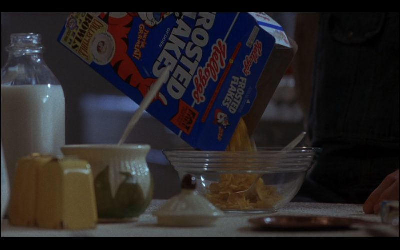 Kellogg's Frosted Flakes or Frosties – Michael 1996 (1)